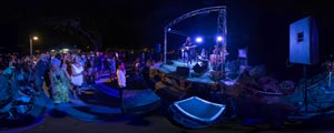 Concert Baster Panoramique 360°